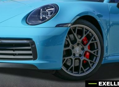 Achat Porsche 992 Carrera 4S Cabriolet Occasion