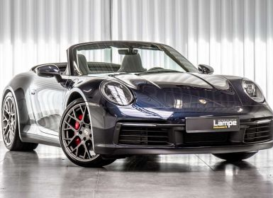 Vente Porsche 992 Carrera S Cabrio Sportuitlaat RS Spyder BOSE LED Occasion