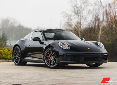 Vente Porsche 992 Targa 4S *SportChrono*BOSE* RS SPYDER* 136500netto Occasion