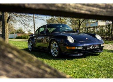 Achat Porsche 993 - RS - 3.8 - 300PK - 97.428 KM - FULL HISTORY - Occasion
