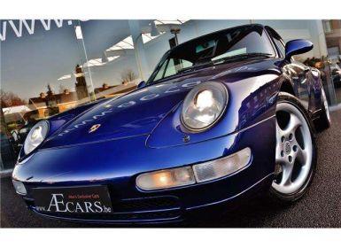 Vente Porsche 993 3.6i - COUPE - TIPTRONIC S - FULL HISTORY Occasion