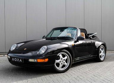 Vente Porsche 993 3.6i Tiptronic - 06 - 1995 - 110.000km Full history Occasion