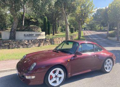 Vente Porsche 993 4s 340 cv Almeras Occasion