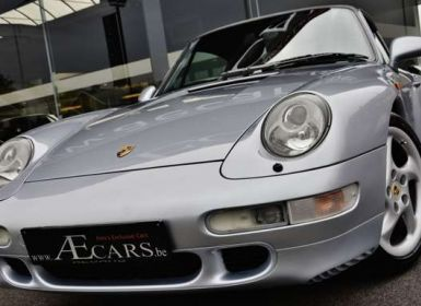 Porsche 993 4S - MANUAL - FULL HISTORY - NEW Occasion