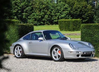 Vente Porsche 993 993 CARRERA 4S - X51 Occasion