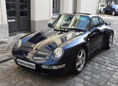 Vente Porsche 993 993 Turbo X50 exclusive Occasion