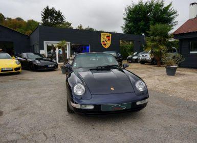 Vente Porsche 993 CARRERA 2 CABRIOLET Occasion