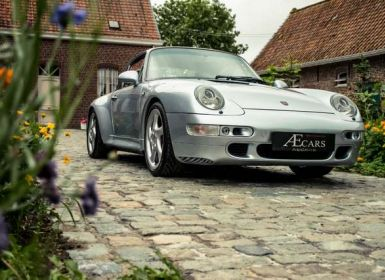 Vente Porsche 993 CARRERA 4S - MANUAL - AIRCO - FULL HISTORY Occasion