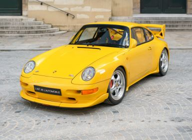 Vente Porsche 993 Carrera RS Clubsport *French first hand* Occasion