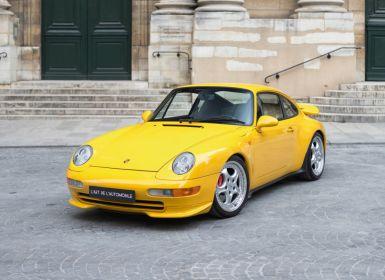 Vente Porsche 993 CARRERA RS TOURING Occasion