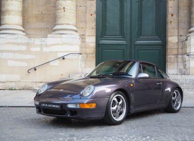 Achat Porsche 993 Carrera S Vesuvio Occasion