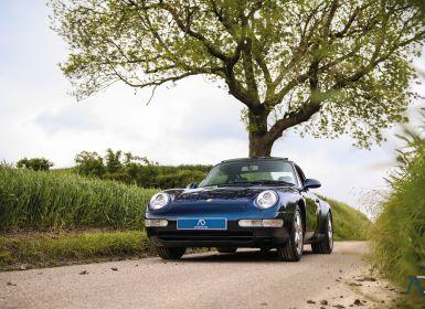 Vente Porsche 993 Targa Occasion