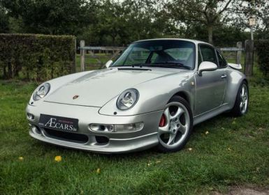 Vente Porsche 993 TURBO - X50 - MANUAL - SPORT EXHAUST Occasion