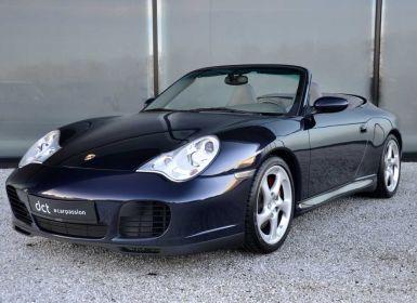 Vente Porsche 996 4S Turbo Seats Sportexhaust PCM Occasion