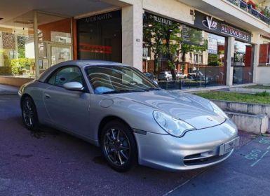 Achat Porsche 996 CARRERA 3.6 CABRIOLET Occasion