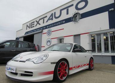 Acheter Porsche 996 GT3 CLUBSPORT 381CH BV6 Occasion
