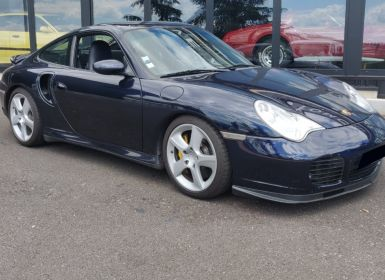 Achat Porsche 996 PORSCHE 911 TURBO KIT X50 PCCB FREINS CARBONE Occasion