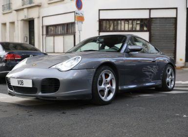 Vente Porsche 996 PORSCHE 996 CARRERA 4S 88000KMS INOX FRANCE Occasion