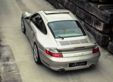 Achat Porsche 996 TURBO S - ONLY ONE - BOSE - FULL HISTORY Occasion