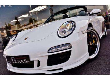 Vente Porsche 997 - SPEEDSTER LIMITED EDITION NR. 123 - 356 INVESTMENT - Occasion