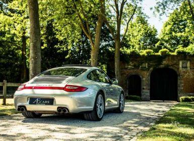 Vente Porsche 997 4S - GT-SILVER - TURBOSEATS - BELGIAN CAR Occasion