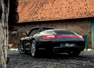 Vente Porsche 997 4S MK II CABRIO - MANUAL - SPORT EXHAUST Occasion