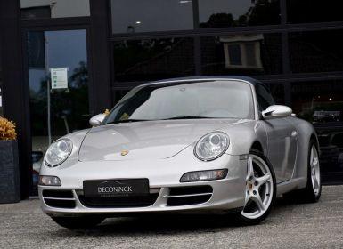 Porsche 997 911 - - 3.6i - CABRIO- TURBO SEATS - Occasion