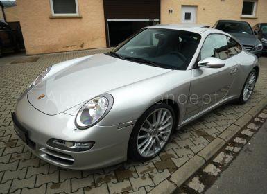 Porsche 997 911 Carrera 4S, Pack Sport Chrono, Toit ouvrant, Sièges sport adaptatifs, Échappement sport