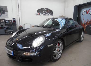 Vente Porsche 997 911 TYPE 997 CARRERA S 3.8 355 CV BOITE MECANIQUE Occasion