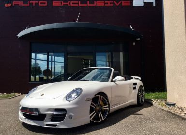 Voiture Porsche 997 911 type 997 TURBO S CABRIOLET PDK 530 Occasion