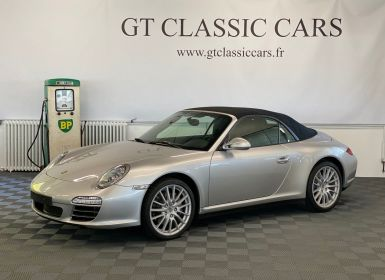 Achat Porsche 997 997.2 Carrera 4 Cabriolet G Occasion