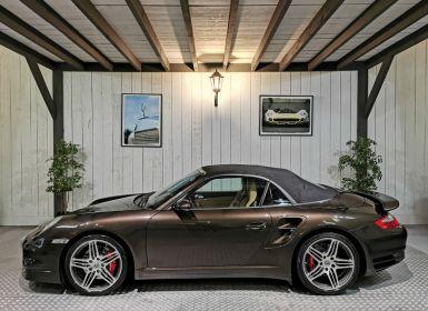 Porsche 997 CABRIOLET 3.6 480 CV TURBO TIPTRONIC