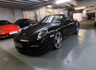 Voiture Porsche 997 CABRIOLET 3.6 480 TURBO Occasion
