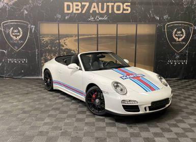 Vente Porsche 997 Carrera 4 GTS Cabriolet Occasion