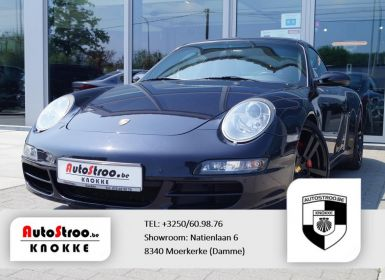 Porsche 997 Carrera 4S NAVI OPENDAK ALU Occasion