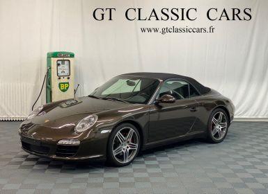 Achat Porsche 997 Carrera S Cabriolet Occasion