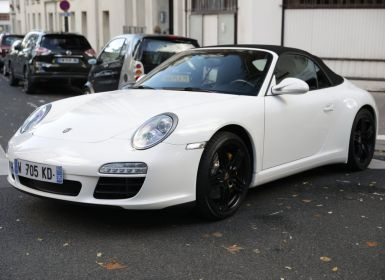 Vente Porsche 997 PORSCHE 997 CARRERA 4S CABRIOLET DEPT EXCLUSIF Occasion
