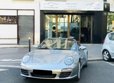 Vente Porsche 997 PORSCHE 997 CARRERA CABRIOLET 4S PDK 3.8 385CV Occasion
