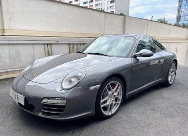 Vente Porsche 997 PORSCHE 997 TARGA 4S 3.8 385CV BVM /1ERE MAIN / 162000 KMS /SUIVI COMPLET Occasion