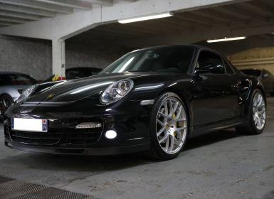 Vente Porsche 997 PORSCHE 997 TURBO CABRIOLET PDK 500 CV FRANCAISE SUPERBE Occasion