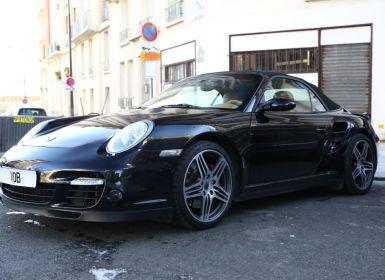 Porsche 997 PORSCHE 997 TURBO CABRIOLET TIPTRONIC / APPROVED JUSQU EN 06:2022 Occasion