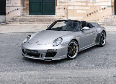 Vente Porsche 997 Speedster *1 OF 4 SILVER GT* Occasion