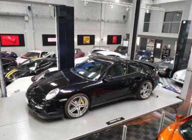 Achat Porsche 997 TURBO 3.6l 480 ORIGINE FRANCE PORSCHE EXCLUSIVE CARBONE Occasion