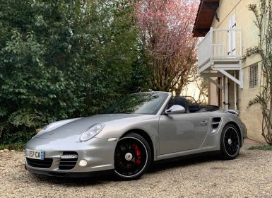Porsche 997 Turbo Cabriolet pdk Occasion