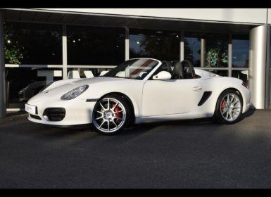 Vente Porsche Boxster - 987 720 - Spyder Occasion