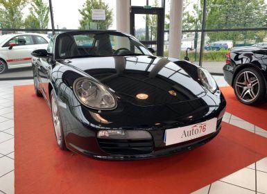 Vente Porsche Boxster 2.7 245ch Occasion