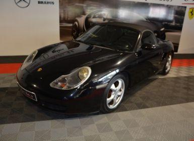 Porsche Boxster 2.7 Bv Mécanique 220 cv Carnet à Jour