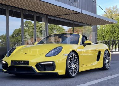 Vente Porsche Boxster 3 TYPE 981 3.4 330 GTS Occasion