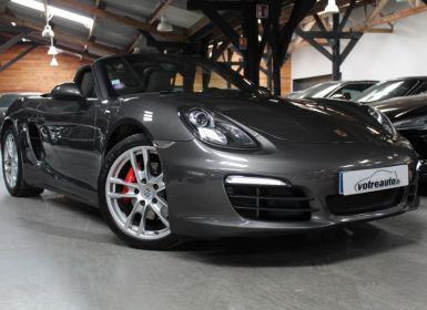 Voiture Porsche Boxster 3 TYPE 981 III 3.4 315 S PDK Occasion