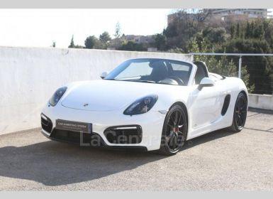 Vente Porsche Boxster 3 TYPE 981 III (981) 3.4 330 GTS PDK Leasing
